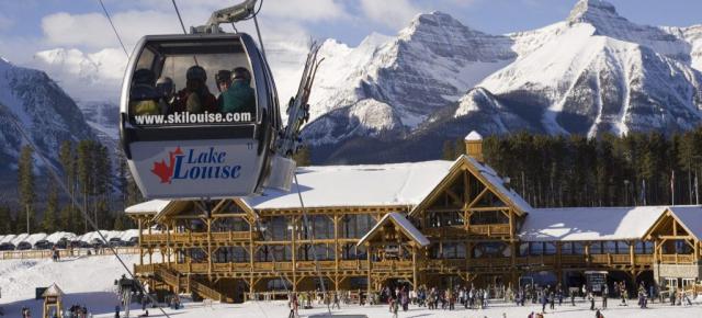 Semana de Ski Powder en Banff & Lake Louise (Canadá)