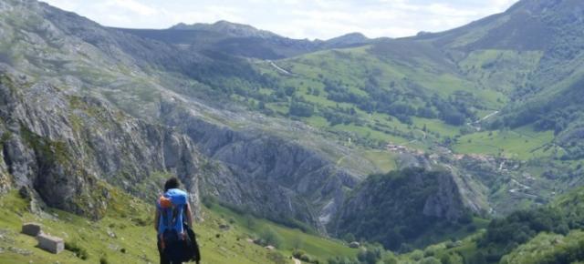 Trekking en los Picos de Europa. Circular del Macizo Central