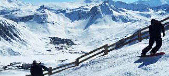 Ofertas esquí Inmaculada Tignes