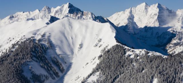 Aspen Highland famosos back bolls