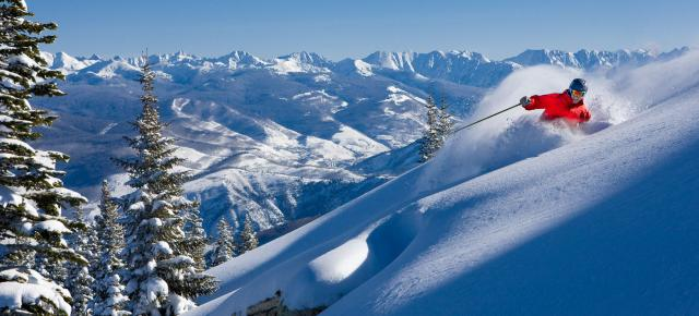 ¡Ski powder Beaver Creek! súper oferta