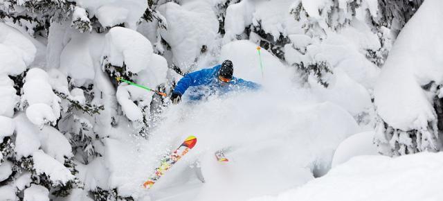 Ski en Keystone Resort (Vail) y New York