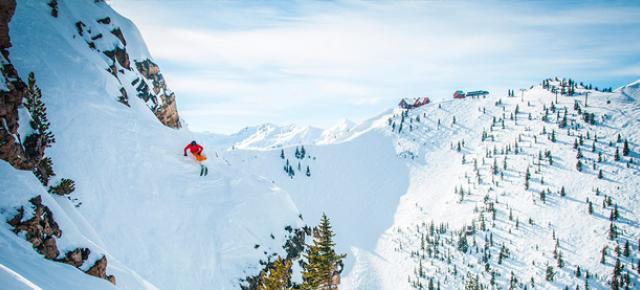 Ski Safari en Canada
