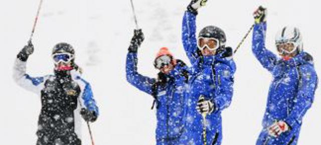 Ofertas esquí fin de semana 2018 - 2019