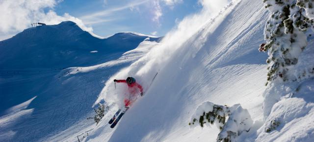 Oferta de semana de esquí en Whistler Blackcomb