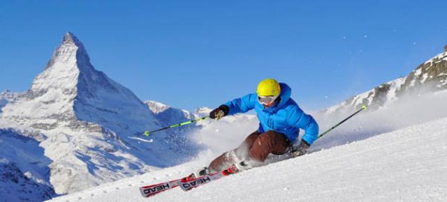 Semana de Ski en Zermatt (Suiza)