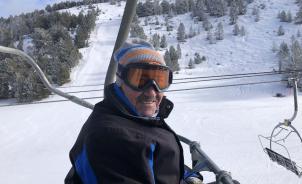 Pepe Rubio: Así ha vivido la evolución del esquí en 60 años