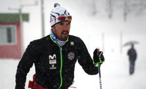 """Imanol Rojo: """"Mi meta esta temporada es el Mundial de esquí de fondo de Seefeld (Austria)"""""""