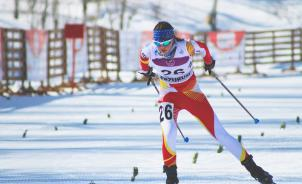 """Entrevista a Alba Puigdefabregas de la RFEDI: """"Me apasiona el esquí de fondo"""""""