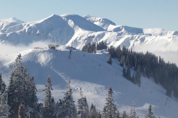 Estación de esqui de Hochkönig