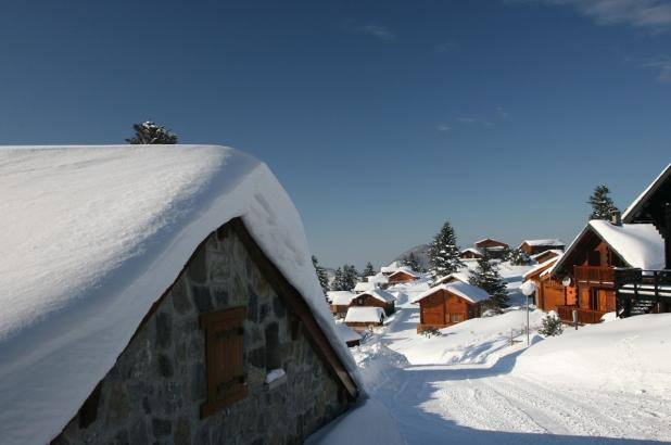 Estación de esquí de Guzet (Crédit Guzet Photos)