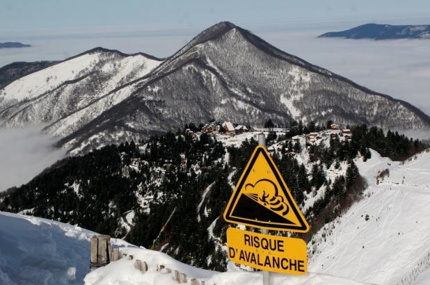 Imagen de la estación de esquí de Guzet Neige