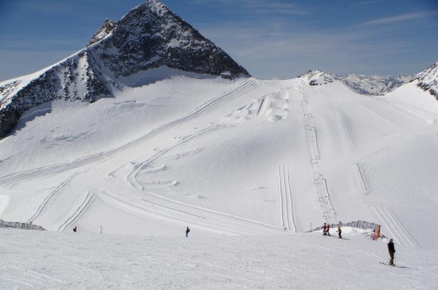 Hintertux Glaciar