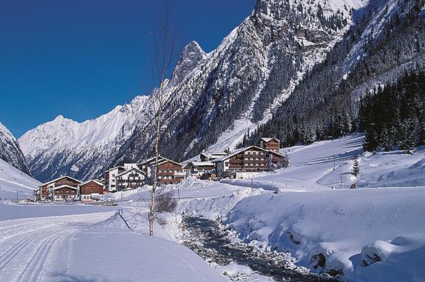 Invierno en HochZeiger, Tirol