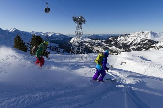 Francia Alta Saboya (Haute-Savoie) Le grand massif
