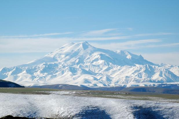 Panorámica del Mt. Elbrus
