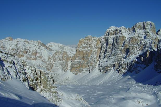 Panorámica de Dolomitas