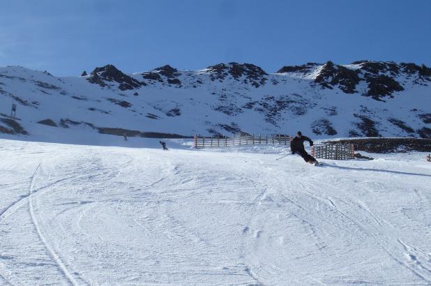 Nueva Zelanda, New Zealand, Isla del Sur, South Island, Rainbow Ski Area