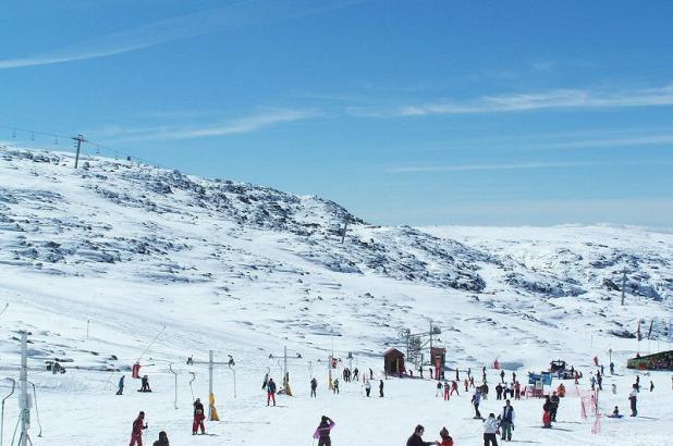 Estacion de Ski Vodafone-Serra da estrela