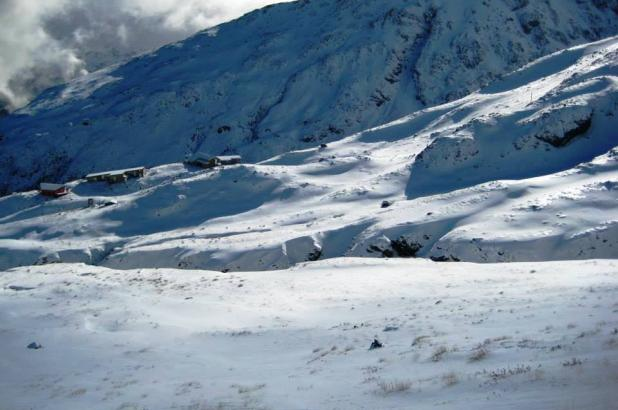 Nueva Zelanda, New Zealand, Isla del Sur, South Island, Temple Basin Ski Area