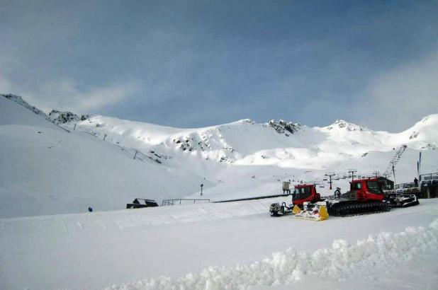 Nueva Zelanda, New Zealand, Isla del Sur, South Island, The Remarkables Ski Area