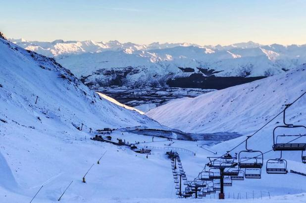 Nueva Zelanda, New Zealand, Isla del Sur, South Island, The Remarkables Ski Area