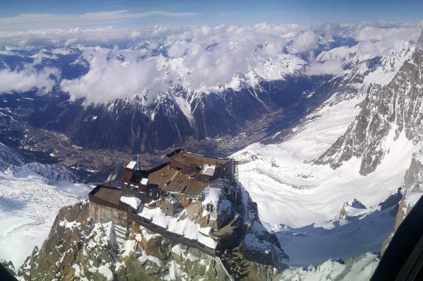Aiguille du Midi/Chamonix