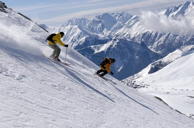 Esqui de lujo en Alpe d'Huez