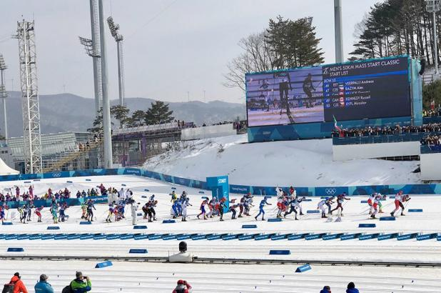 Alpensia (Pyeongchang's Winter Olympic Park)