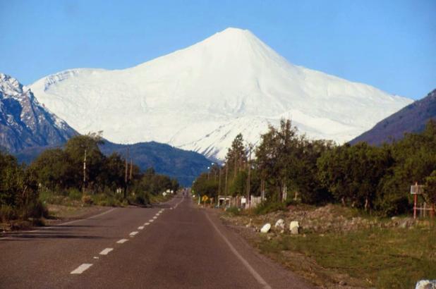 Panorama de Antuco, foto de Christian Andres Jara Fiebig
