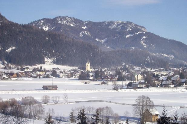 Invieno en Bad Mitterndorf