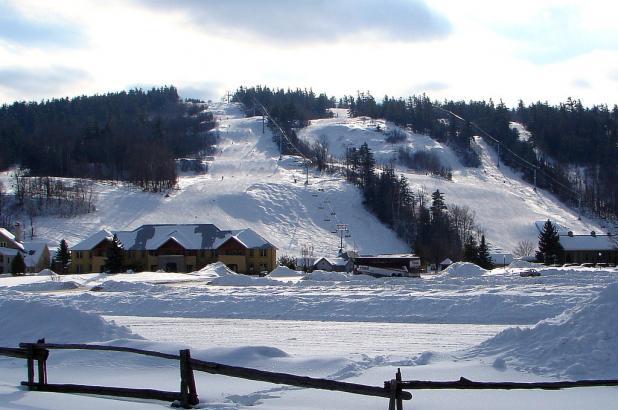 Estación de esquí de Beaver Valley en Ontario