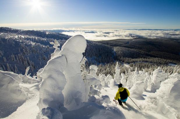 Big White Freeride