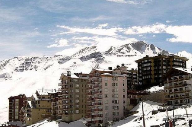 Centro de esquí de El Colorado
