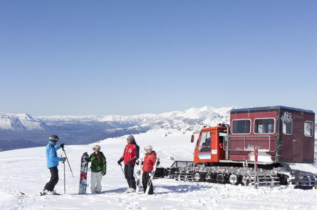 Imagen de las actividades de Cerro Perito Moreno