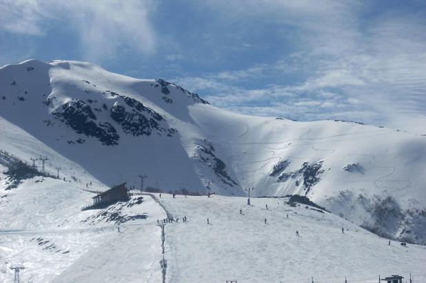 Imagen de la maravillosa estación de Cerro Wayle