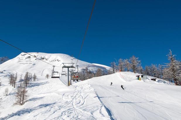 Día de esquí en Champorcher