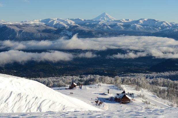Chapelco - Volcan Lanin