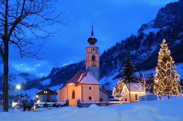 Iglesia de Colfosco