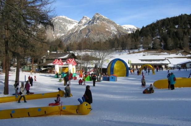 Parque de Colle di Joux