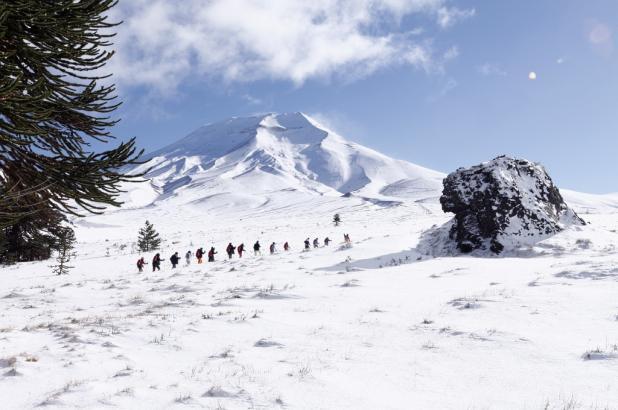 Centro de esquí Corralco
