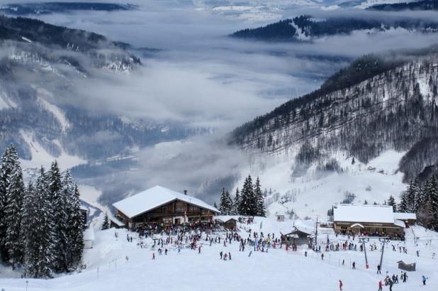 Après-ski en Dalmüs-Mellau