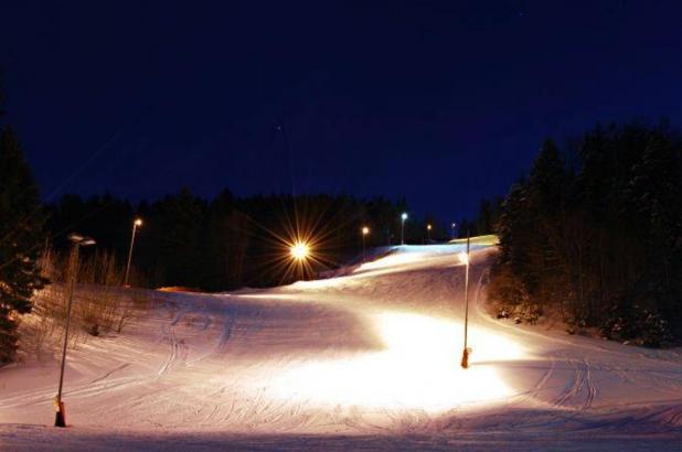 Esquí nocturno en EspaceDôle