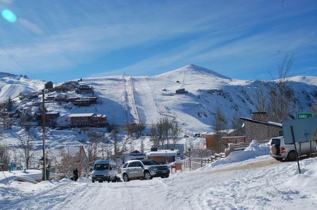 Esquí en Farellones