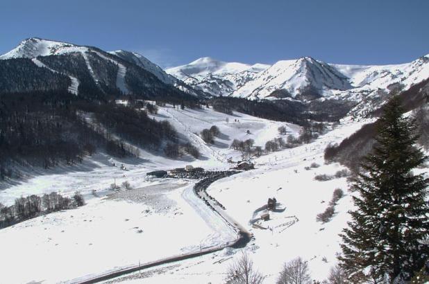 Imagen de la estación de esquí nórdico y alpino de Mijanès