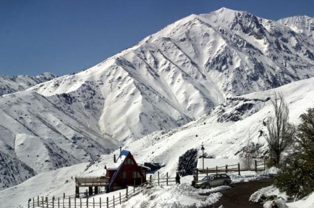 Montaña de Farellones