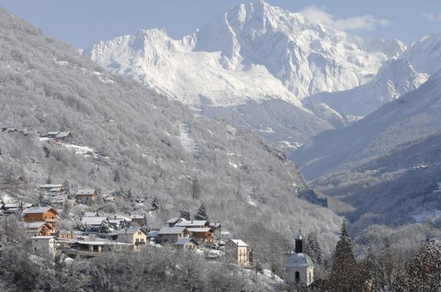 Fabulosa imagen de Brides-les-Bains (Les 3 Vallées)