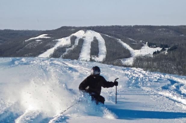 Frost Fire Ski en Dakota del Norte