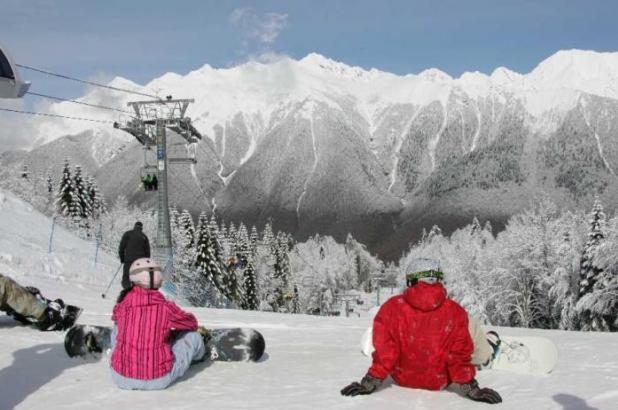Imagen de Gazprom Mountain Resort (Laura)