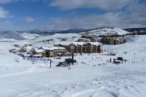 Pistas de esquí de Granby Ranch